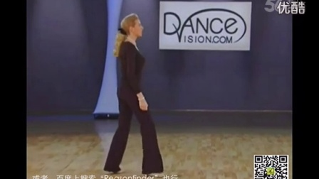 《摩登舞柔韧技术提高身体幅度》史密斯 5、从向前向后移动中髋关...