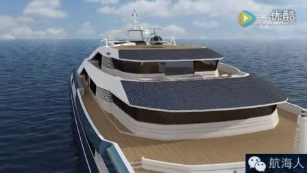 超级游艇零排放 科技之美尽显现