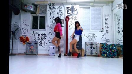 rainbow-whoo【lulu&小鱼】练习室模仿