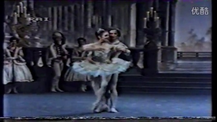 Rudolf Nureyev &  Lynn Seymour 睡美人三幕大双人舞