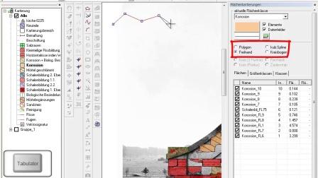 09_Zeichenwerkzeuge_f乺_die_Fl刢henkartierung_I