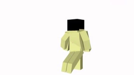 【我的世界中的啪啪啪】★笑霸出品★C4D原创动画Minecraft
