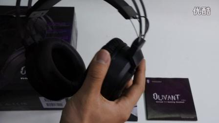TESORO铁修罗欧力文A2耳机7.1声道版演示视频