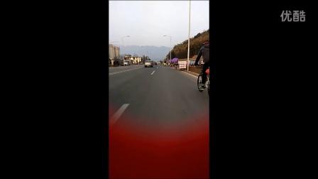2016飞登川藏骑行队全程视频直播录像第二集:雅安-新沟