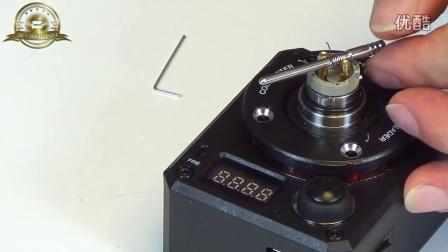 SQuape X dream 雾化器评测 来自瑞士的Stattqualm公司。