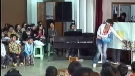 大班歌唱活动《睡的甜甜》 2011年郑州市幼儿园优质课评比活动