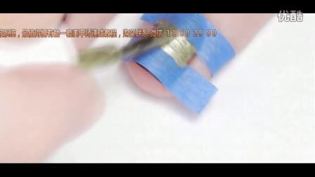 美甲基础教程视频ht法式指甲图片ht7天学美甲