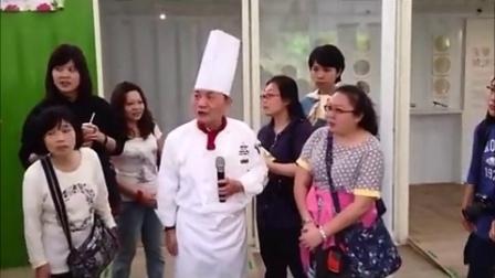 【台湾宜兰新闻网】阿基師綠博傳授偷呷步炒飯
