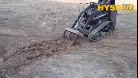 HYSOON泰安海松机械有限公司滑移装载机附具--松土器
