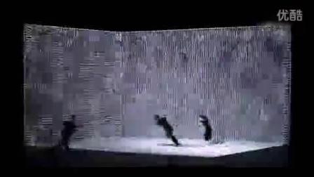 舞蹈全息表演