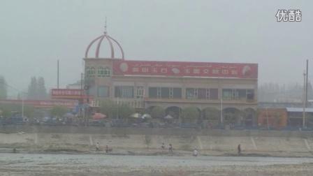 2011.8.12玉龙喀什河