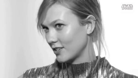 Interview to Karlie Kloss and Jamie Hince - MANGO #NewMetallics Campaign