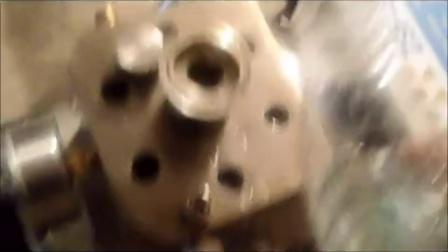 高压无气喷涂机维修 隔膜式喷涂机维修视频