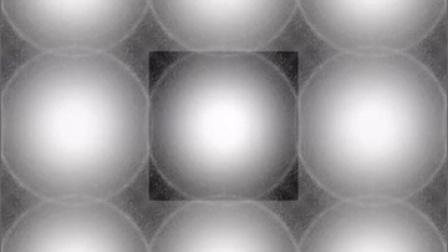 透射电镜图像中观察假频信号