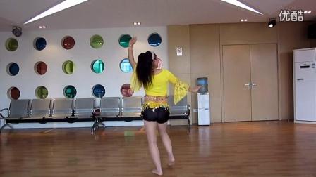 舞灵美娜子广场舞 【欢乐的跳吧】
