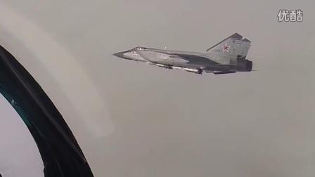 米格-31创不间断飞行世界新纪录
