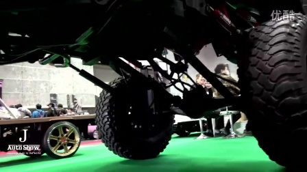 霸气豪华改装车视频 中国改装车视频