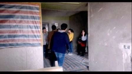 郑州壹品室内设计培训学校组织学员工地实践课程简短实录