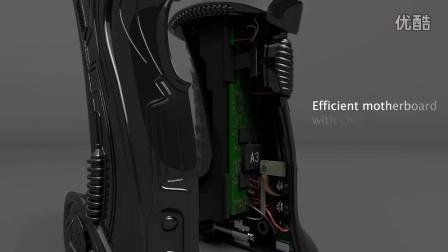 ETALIENS 新款E.T-X2 80W 温控 电子烟套装 由艾米迪全球首发