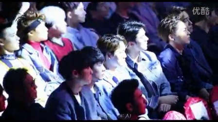 20160409 EXO&李秀满 reaction to 华晨宇