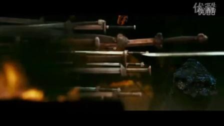 《风云2 》电影版 无名大战VS绝无神 万剑归宗 何家劲【蚂蚱江湖】