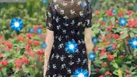 高端厂家批发真丝连衣裙圆领短袖中裙欧美风吊带收腰