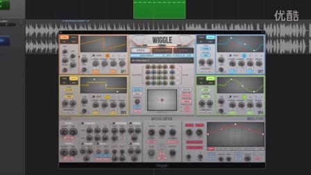 Wiggle synth testing - deadmau5 - Sofi Needs A Ladder by Alex Oskin