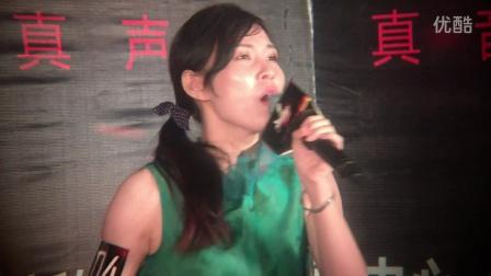第五季中国好声音4月13日民歌湖专场04号选手韦建优—离歌