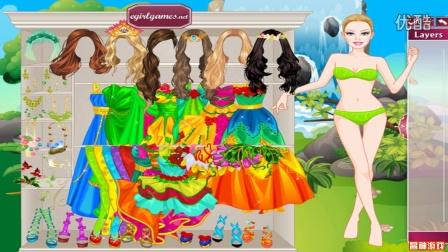 芭比公主动画片大全中文版 芭比之梦想豪宅第7季 购物的芭比,森林公主芭比 芭比娃娃
