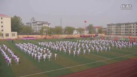 2016年抚宁区春季运动会开幕式