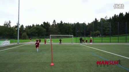 足球训练课:德国足球青训体系启蒙课程第22课