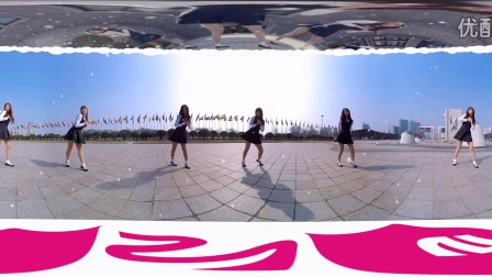【日韩MV】360VR dance - GFriend - Rough