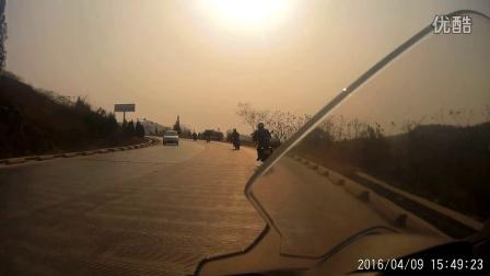 青州牛角岭骑行