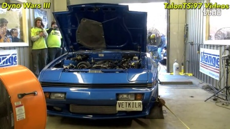Violent 2JZ Conquest Wins Dyno Wars! 1035whp|Tal