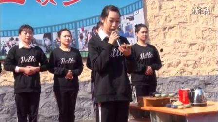 丹东曙光职专高铁短训一期班汇报演出