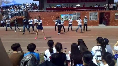 漯河高中自编操