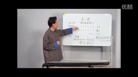 张子盛古琴入门视频7沧海一声笑古琴教学