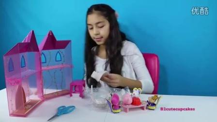 【大南东街】粉红猪小妹 吸血鬼城堡玩具 海滩度假玩具Peppa Pig