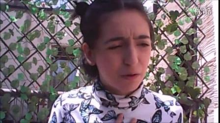 【外国少女】和中国人第一次接触的误会和差异【青蛙观影】