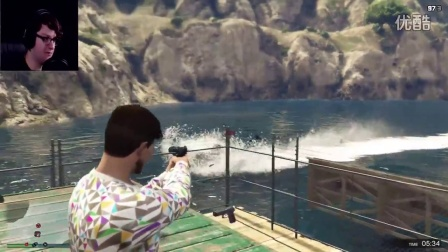 GTA 5 PC Online Funny Moments - BOATS VS SNIPERS