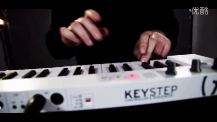 Arturia presents KeyStep, Controller and Sequencer_CN
