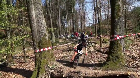 Int. MTB-Bundesliga XC 2016 in Bad Säckingen. Elite Men