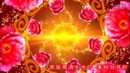 爱剪辑-M13大红牡丹花 歌曲演唱视频