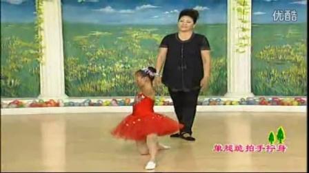 幼儿舞蹈老师培训机构 7岁儿童舞蹈