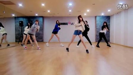 【抽饭】GFriend 舞蹈 -《时间流逝(Rough)》练习室版 超清