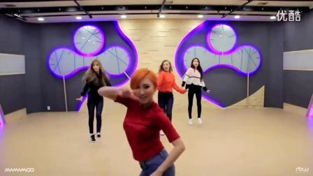 【抽饭】Mamamoo 舞蹈 -《你最完美》练习室版 超清