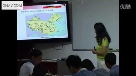 中国的地形高中高二地理育才二中宋洁