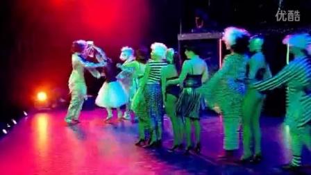 """(想象)凯瑟琳詹金斯和达茜布塞尔领衔的""""名伶之夜""""经典歌舞晚会芭蕾舞《红菱艳》组曲 达西·巴索等"""