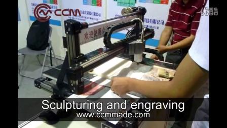 CCM直线驱动模组二轴、三轴应用视频