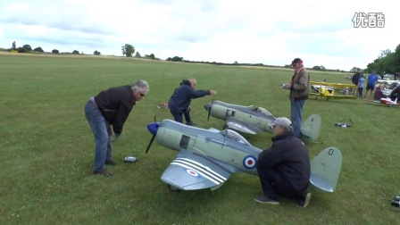 ① RC MODEL AIRCRAFT SHOW COMPILATION - WILLIS WARBIRDS FIGHTER MEET AT LITTLE G